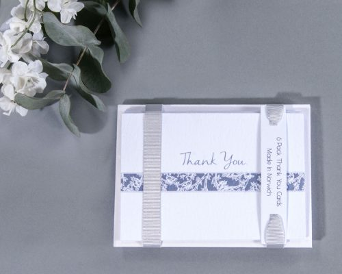 Mini Thank You Card by Kristen Loveday in Colour Set 2